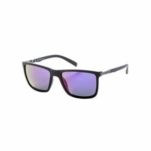 Sluneční Brýle Meatfly Juno 2 Sunglasses - S19 D Black Matt, Purple