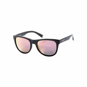 Meatfly Sluneční Brýle Nugget Whip 2 Sunglasses - S19 E Black Glossy, Rose